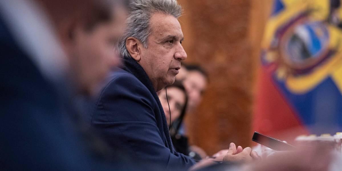 Presidente Lenín Moreno condena ataques en Sri Lanka y expresa su solidaridad
