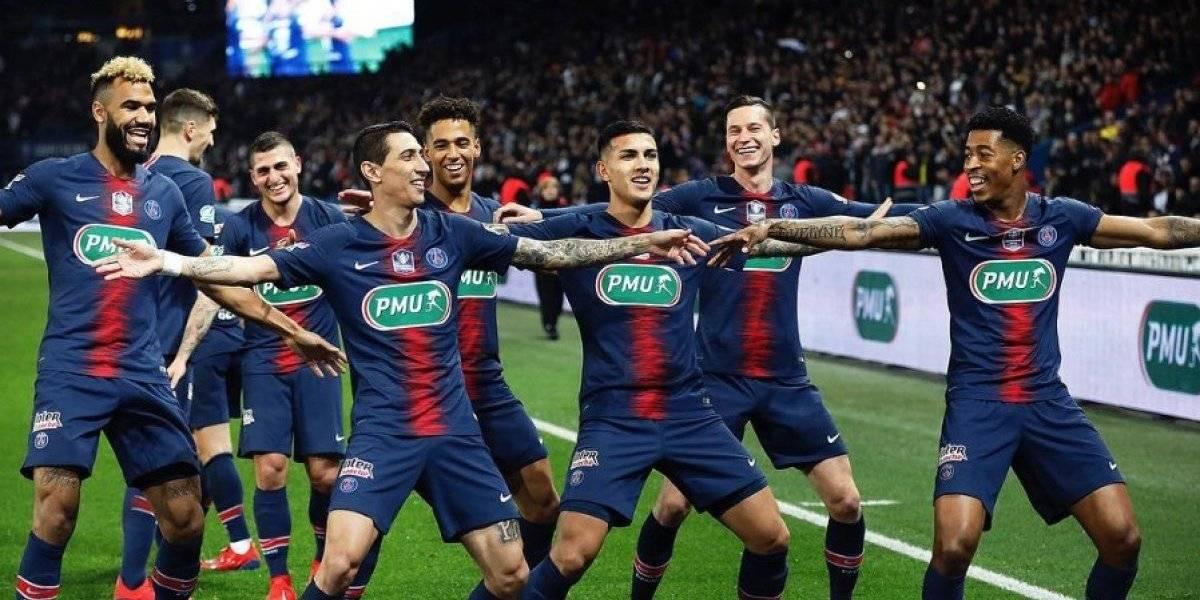 PSG es campeón antes de tiempo, gracias a un empate de su escolta