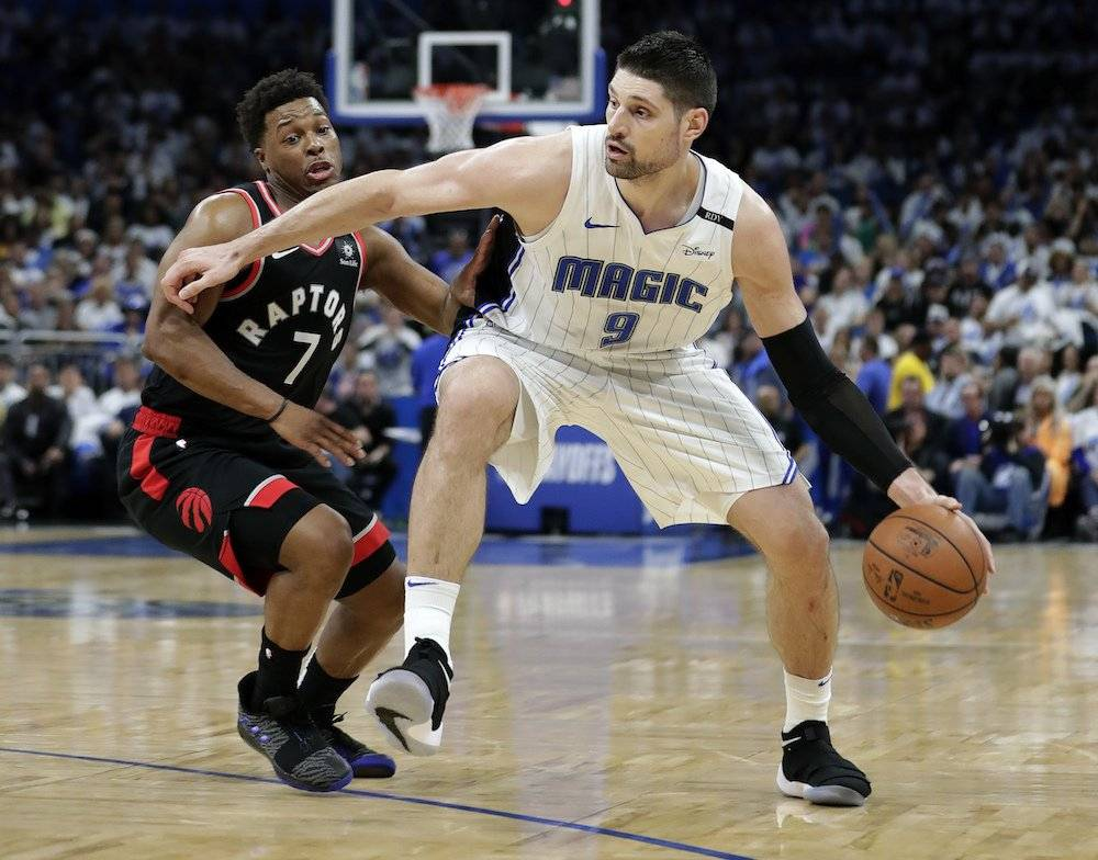 Toronto Raptors vencen a Magic de Orlando y coloca serie 3-1