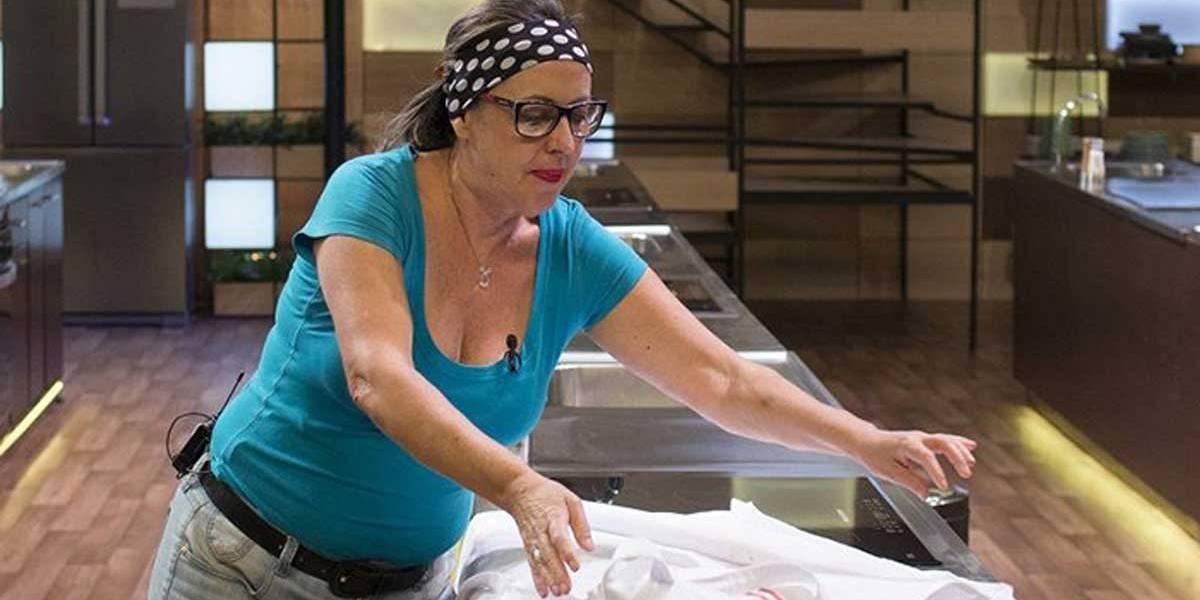 MasterChef Brasil: 'Não estava com cabeça para cozinhar', justifica Rosana