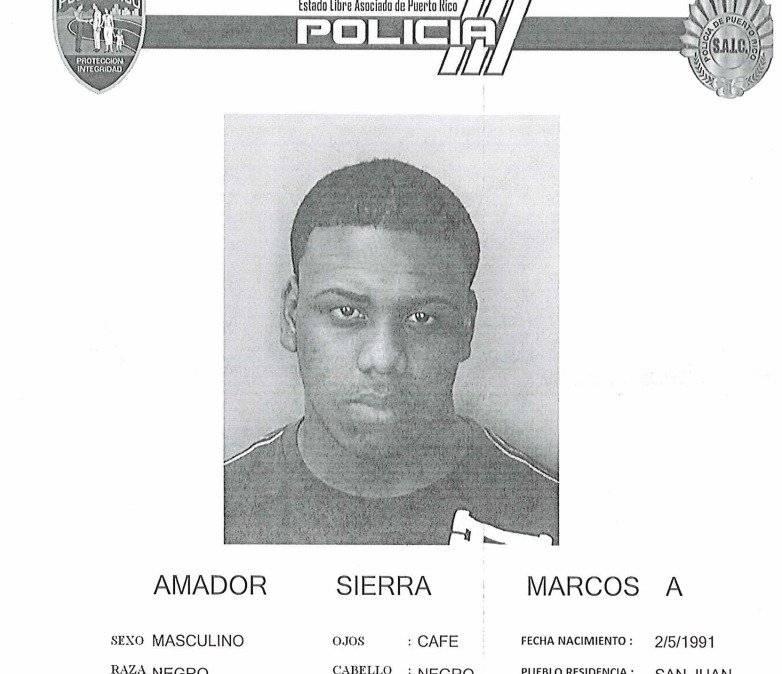 """Marcos """"El Goldo"""" Amador Sierra"""