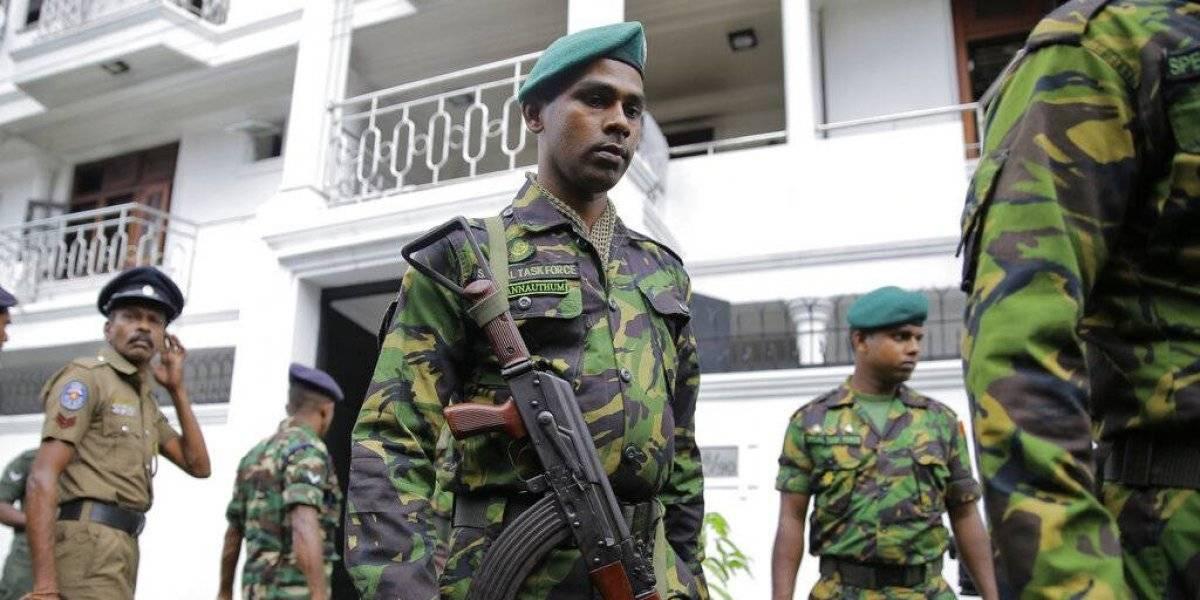 Embajada descarta a mexicanos afectados por explosiones en Sri Lanka