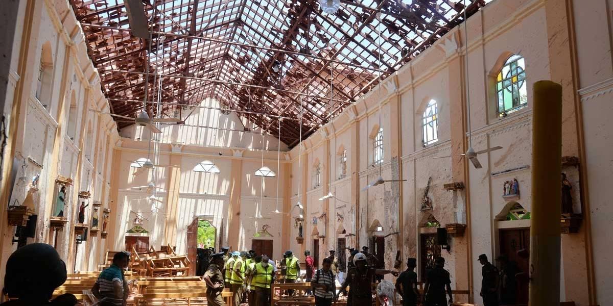Número de mortos em atentados no Sri Lanka já chega a 290, com mais 500 feridos