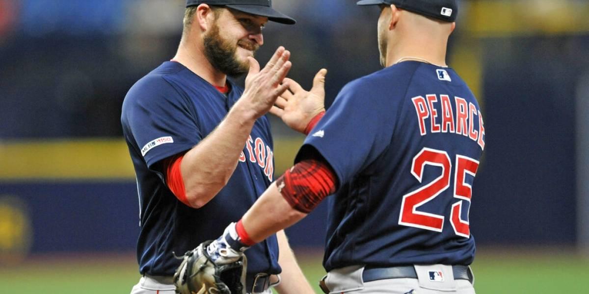 Red Sox de Boston comienzan a caer en ritmo