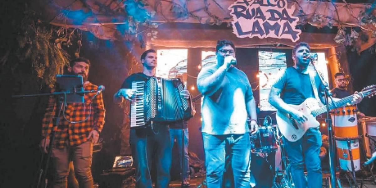 Grupo Mafuá lança EP que une forró, baião e MPB