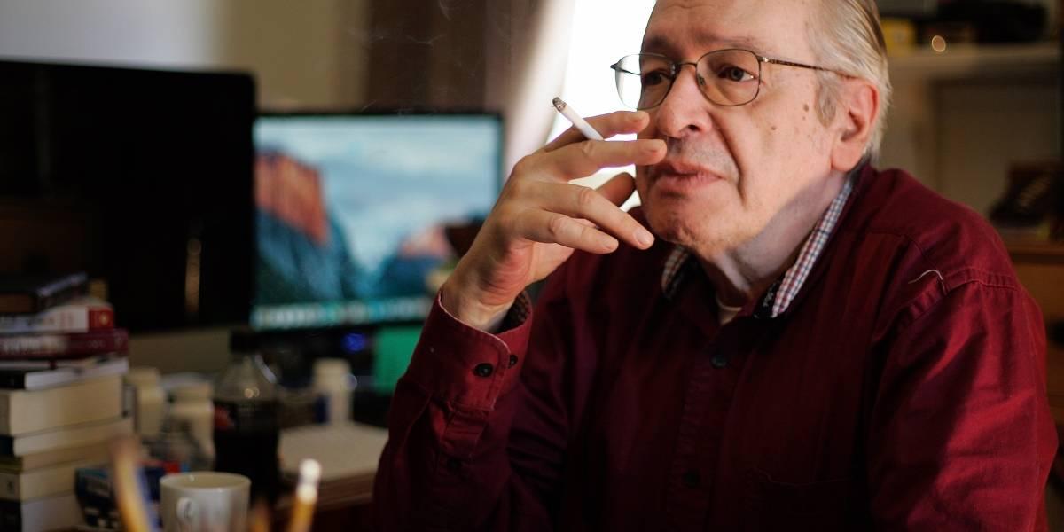 Olavo de Carvalho mente ao dizer que não há mortes confirmadas por coronavírus