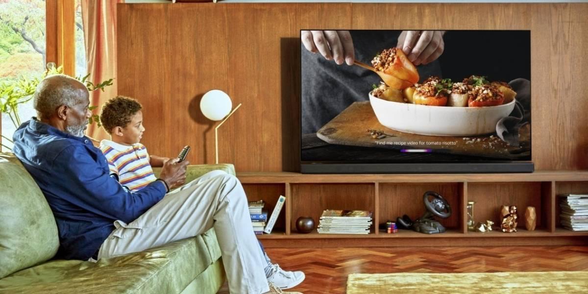 LG anuncia que sus nuevos televisores inteligentes llegarán a México