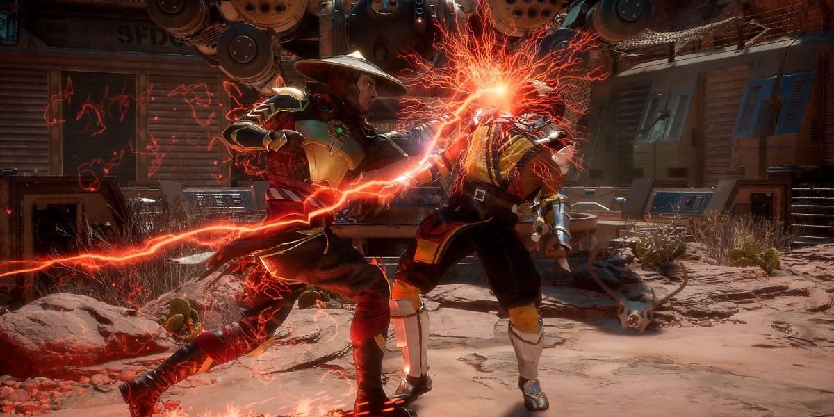 Filme baseado na franquia Mortal Kombat será rodado na Austrália