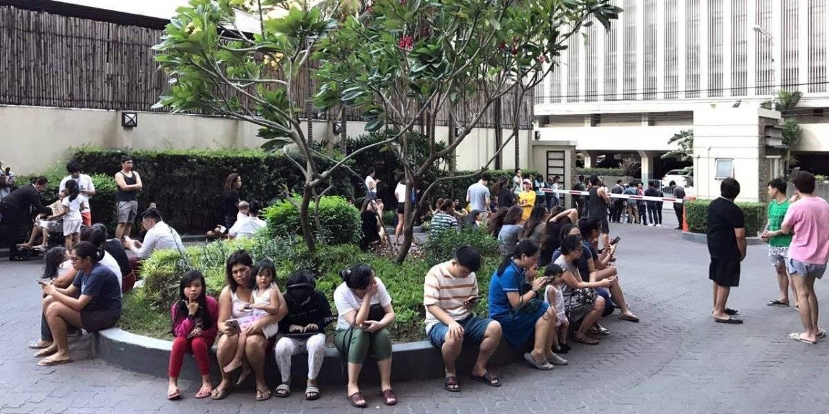 Terremoto de magnitude 6,3 atinge Filipinas