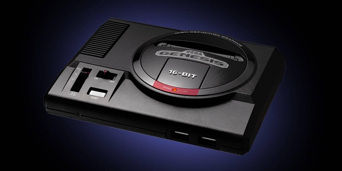 La Sega Genesis Mini ya tiene precio oficial en México