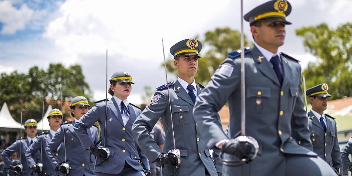 Polícia Militar abre inscrições para seleção de alunos-oficiais; salário inicial é de R$ 3.116,76