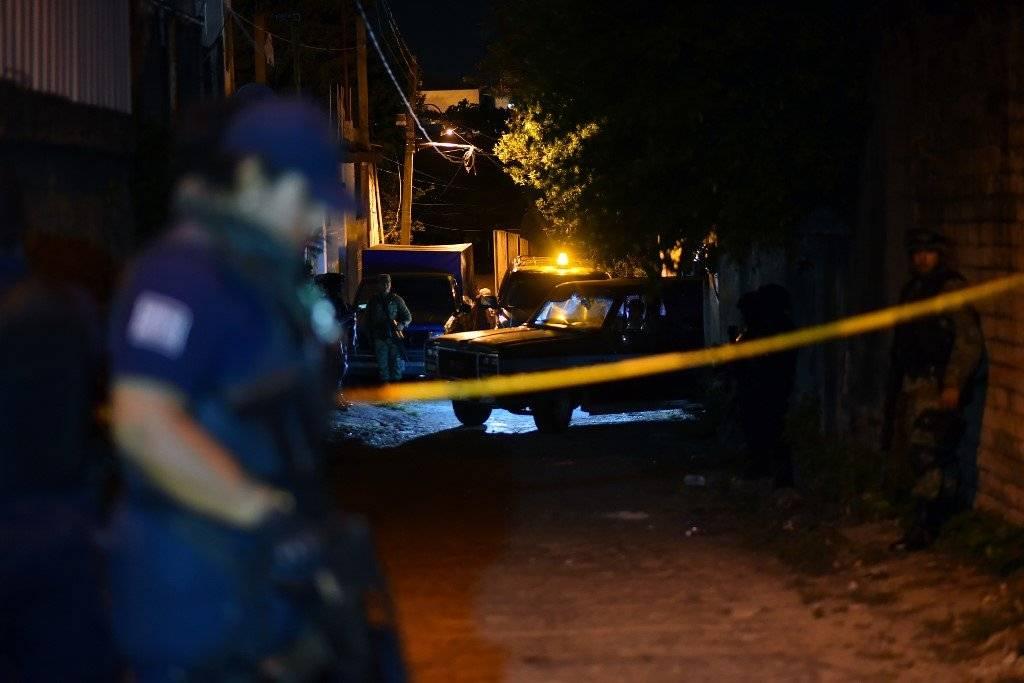 Matanza en Minatitlán