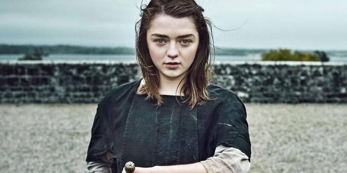 Game of Thrones: Maisie Williams habla sobre la primera escena de sexo de Arya en la serie