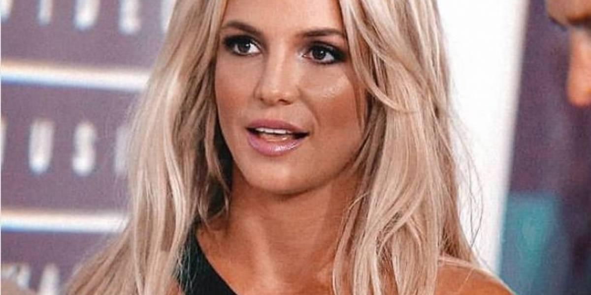 Así luce Britney Spears tras salir por primera vez del centro psiquiátrico