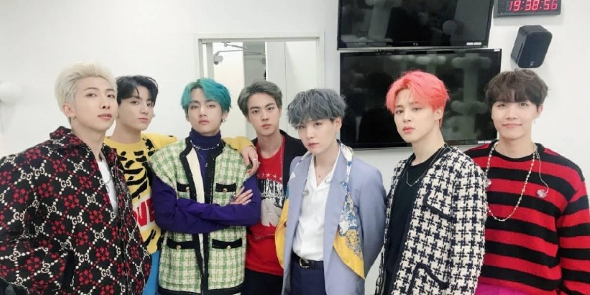 Com BTS na disputa, começa votação para categoria 'Top Social' do 'BMAs 2019'