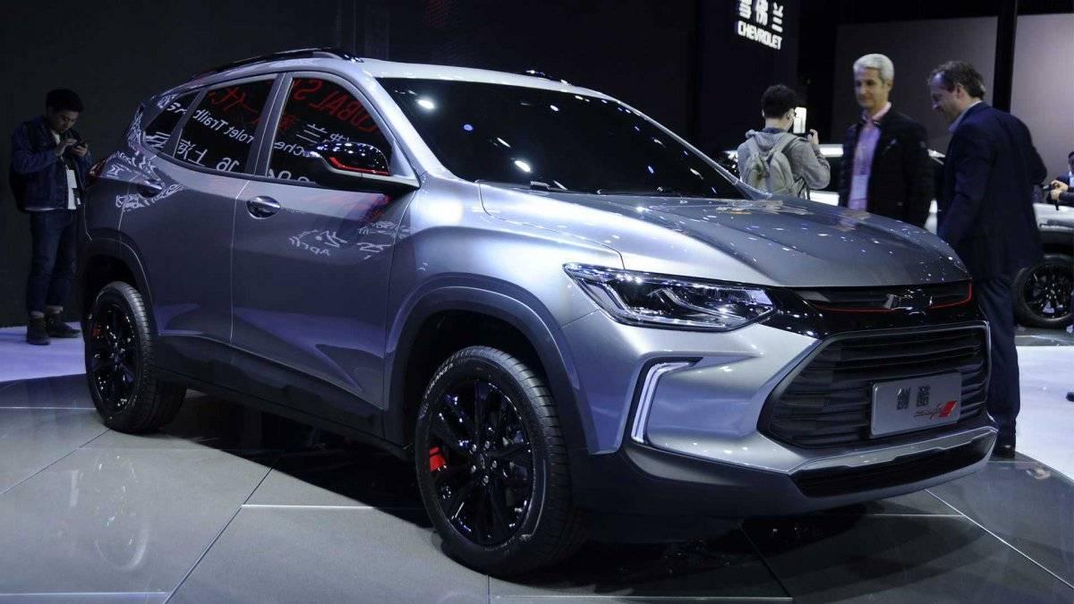 Chevrolet Finalmente Lança Oficialmente Da Tracker 2020 No