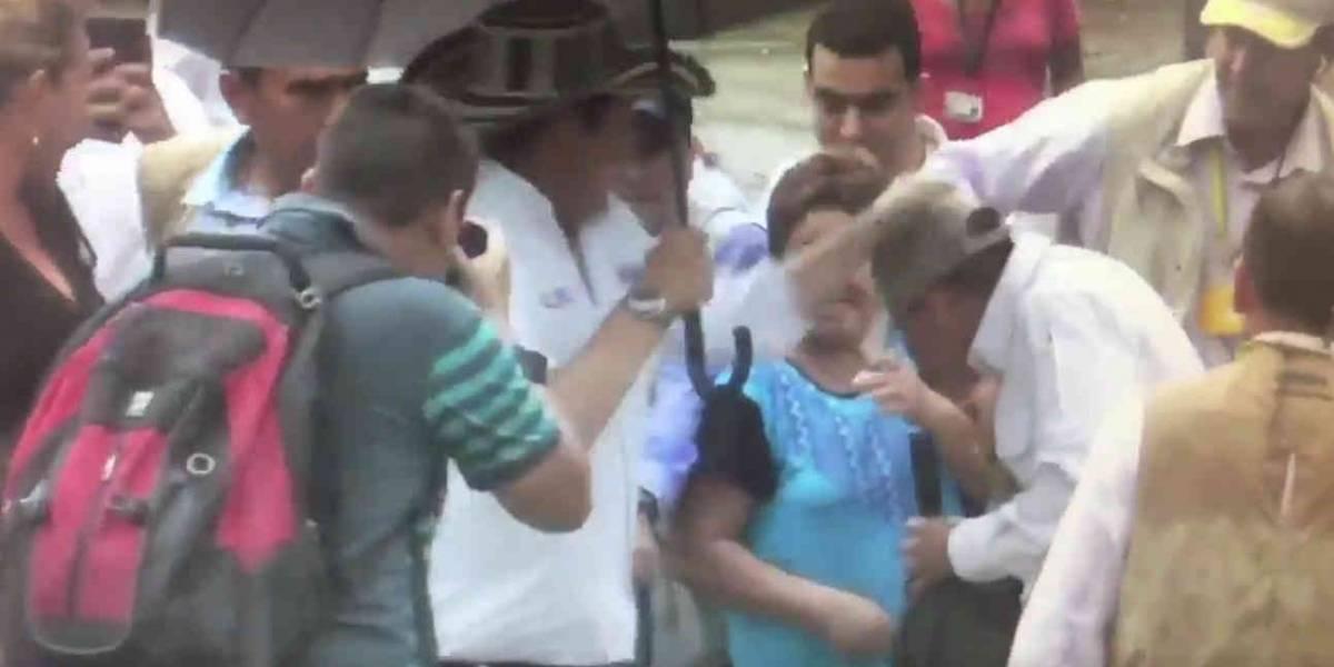 Escolta que recibió coscorrón de Vargas Lleras se lanza a la política