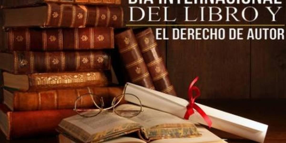 """Hoy es """"El Día Mundial del Libro y del Derecho de Autor"""""""