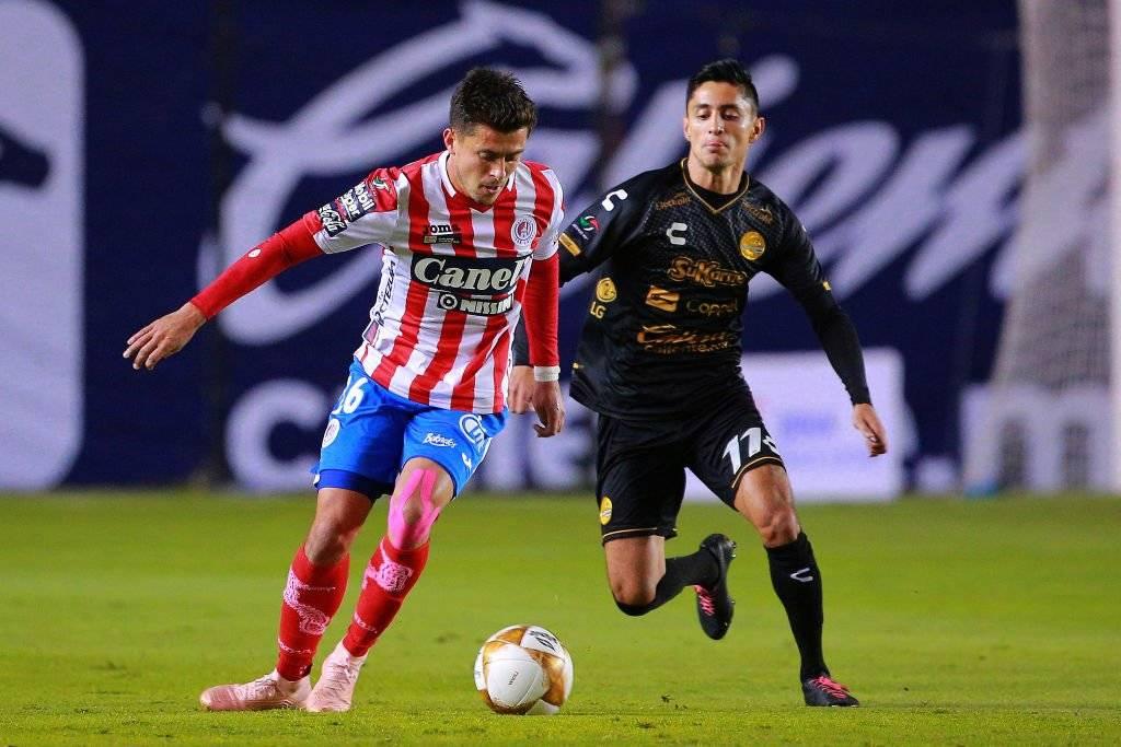 San Luis ganó la final del torneo pasado ante Dorados Getty Images