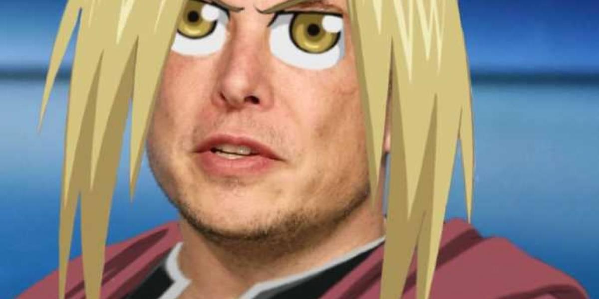 Así reacciona Internet después de que Elon Musk pusiera una foto de perfil de anime en su Twitter