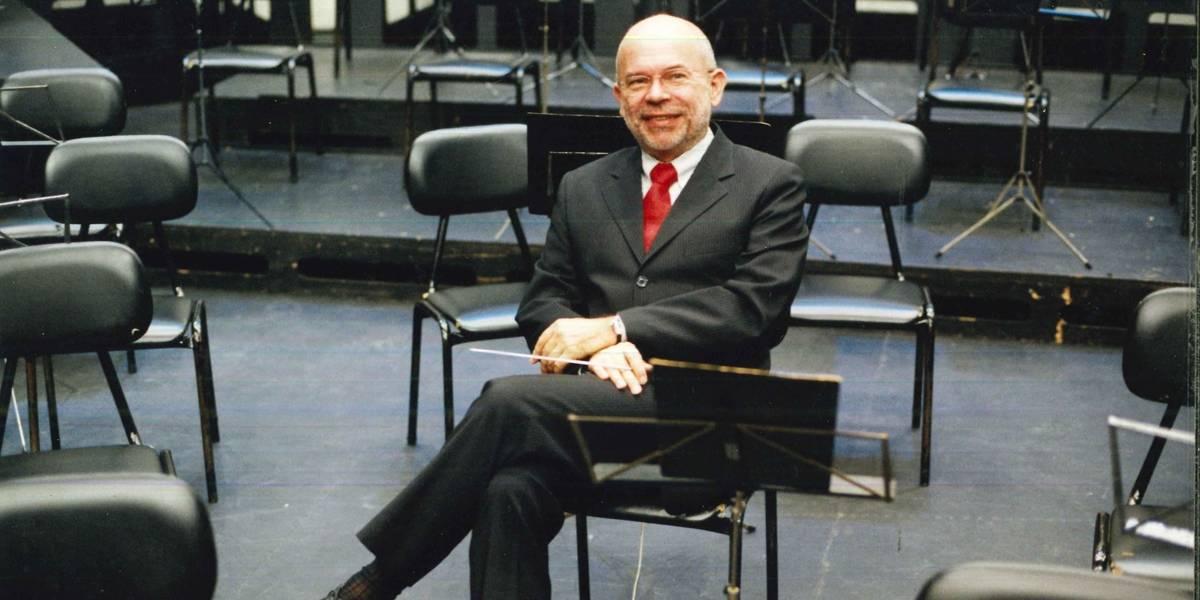 Teatro Municipal de Santo André ganha nome do maestro Flavio Florence