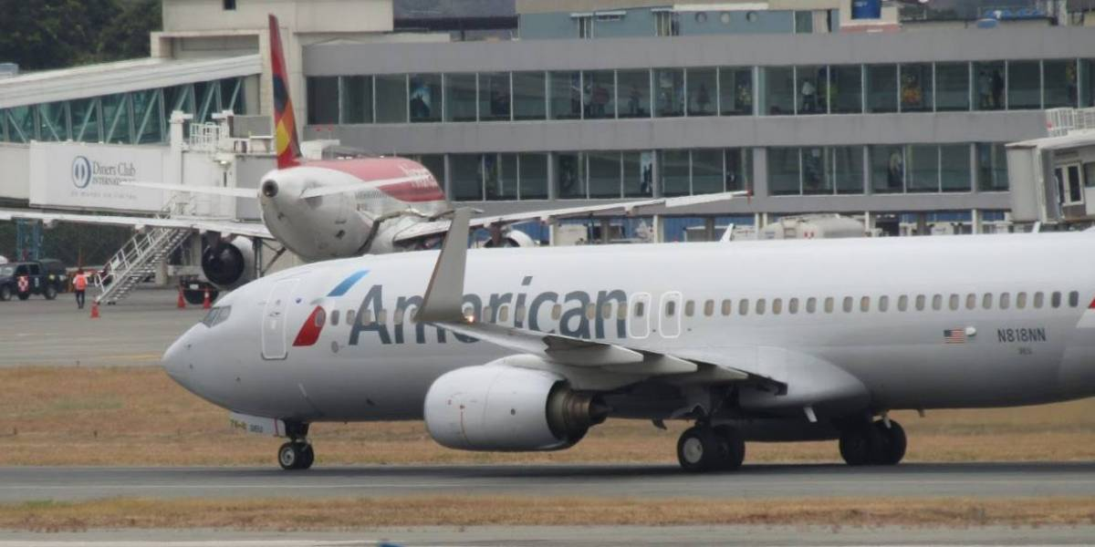 16 pasajeros que partieron de Ecuador terminaron en hospital de Estados Unidos