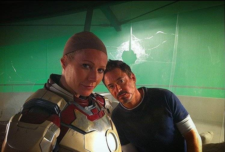 Iron Man, Pepper Potts