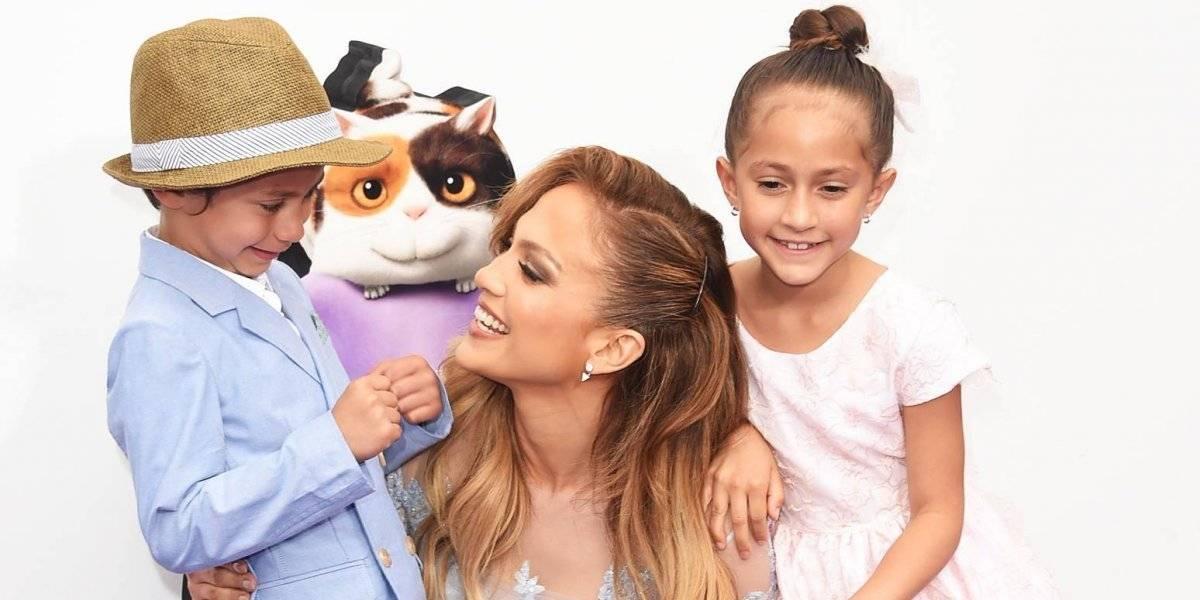 Hija de Jennifer López modela ropa deportiva igual que su mamá