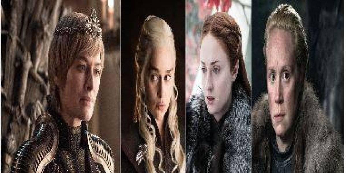 La fuerza de las mujeres en Game of Thrones