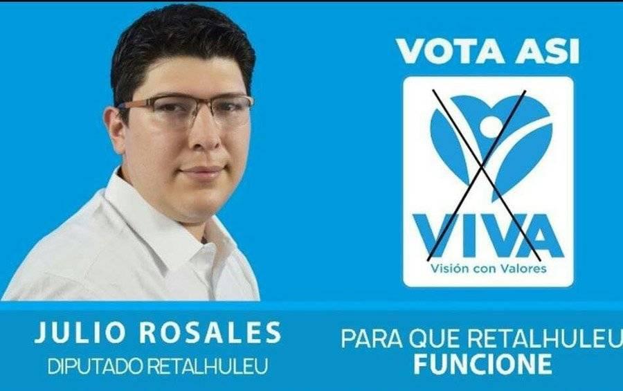 Julio José Rosales Morales