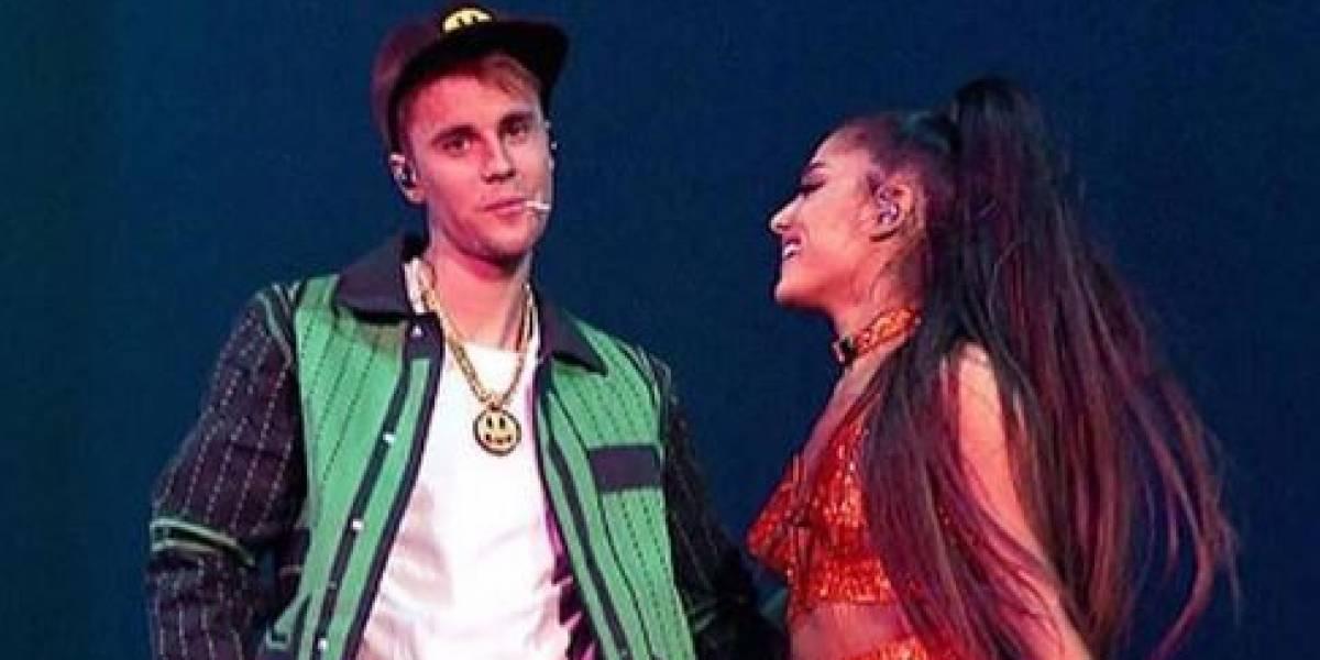 VIDEO: Justin Bieber regresa al escenario por primera vez en 2 años para presentarse en Coachella junto a Ariana Grande
