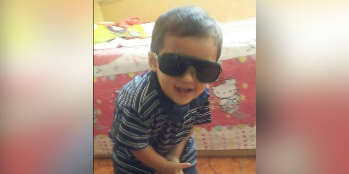 Menino de 5 anos é enterrado nesta segunda após ser atropelado por carro da polícia