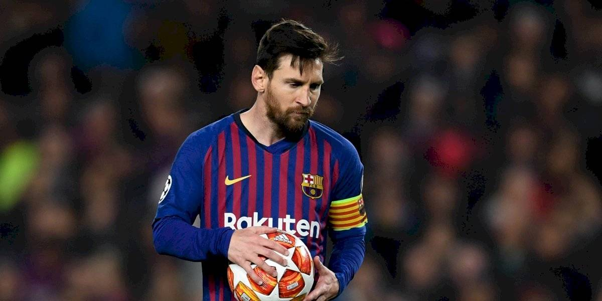 Manchester City está contactando a Messi, ahora que se puede ir del Barça