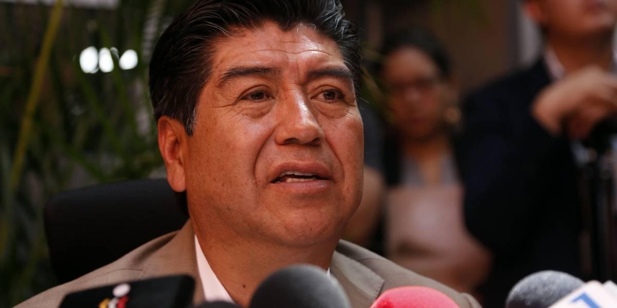 La queja de Jorge Yunda que generó debate en Twitter