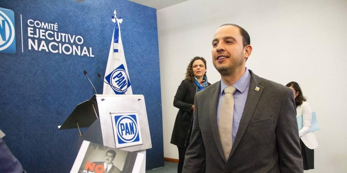 Marko Cortés exige a AMLO resultados de la estrategia de seguridad