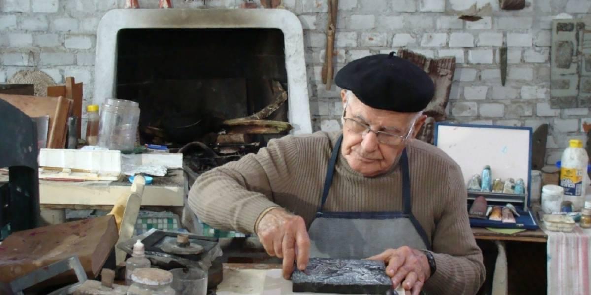 Morre o artista plástico Danúbio Gonçalves