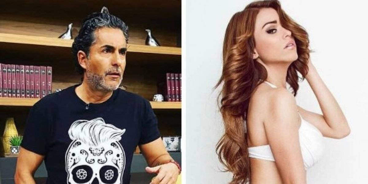 ¿Raúl Araiza sostiene un romance con Yanet García?