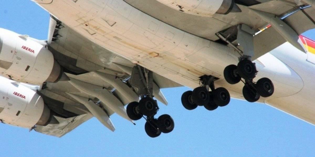 Retienen vuelo en Argentina tras falsa amenaza de bomba