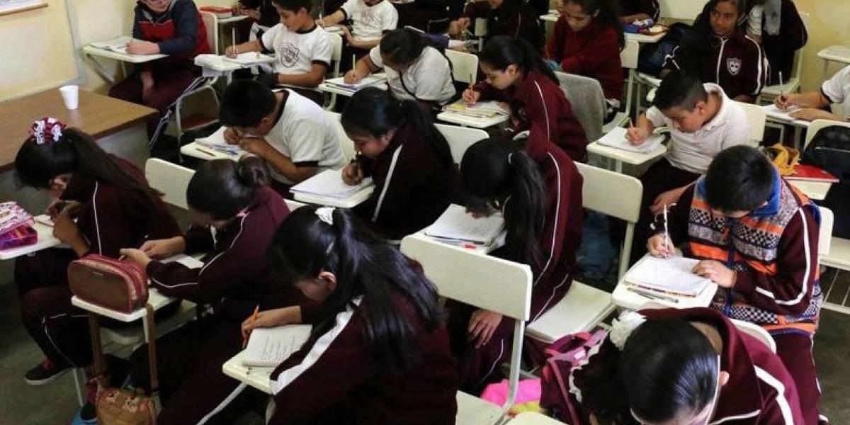 México: La SEP decide exigir mucho menos a los alumnos de primero y segundo de primaria