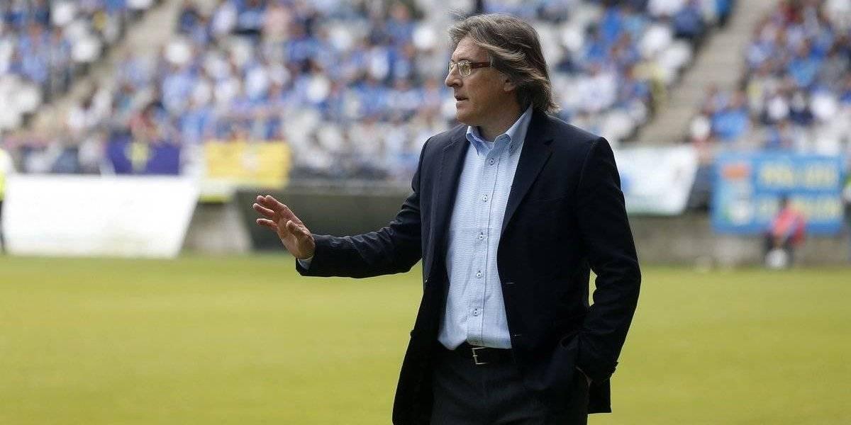 Sergio Egea volverá a dirigir al Real Oviedo