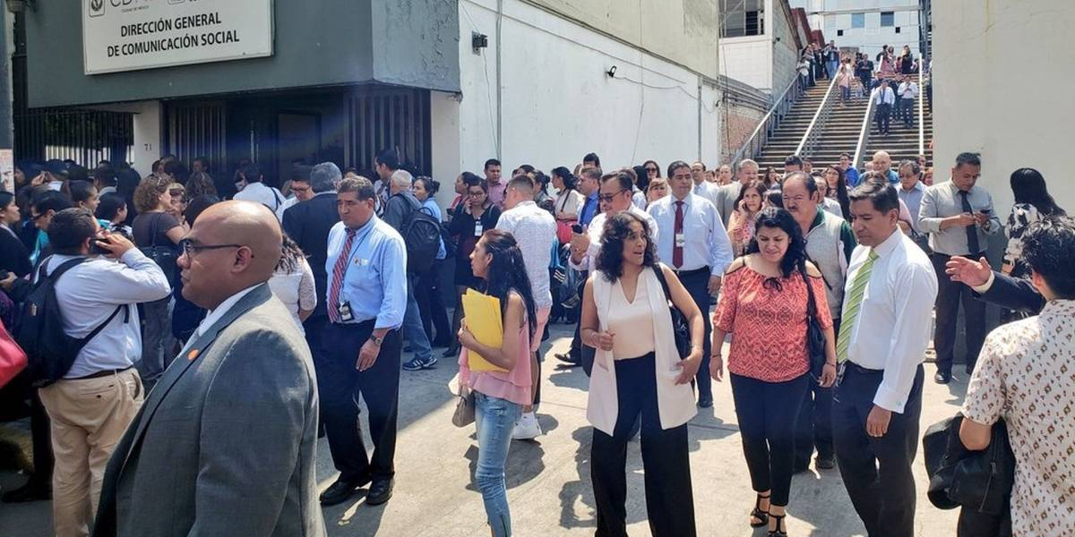 Por este motivo no sonó la alerta sísmica en el temblor de hoy en México