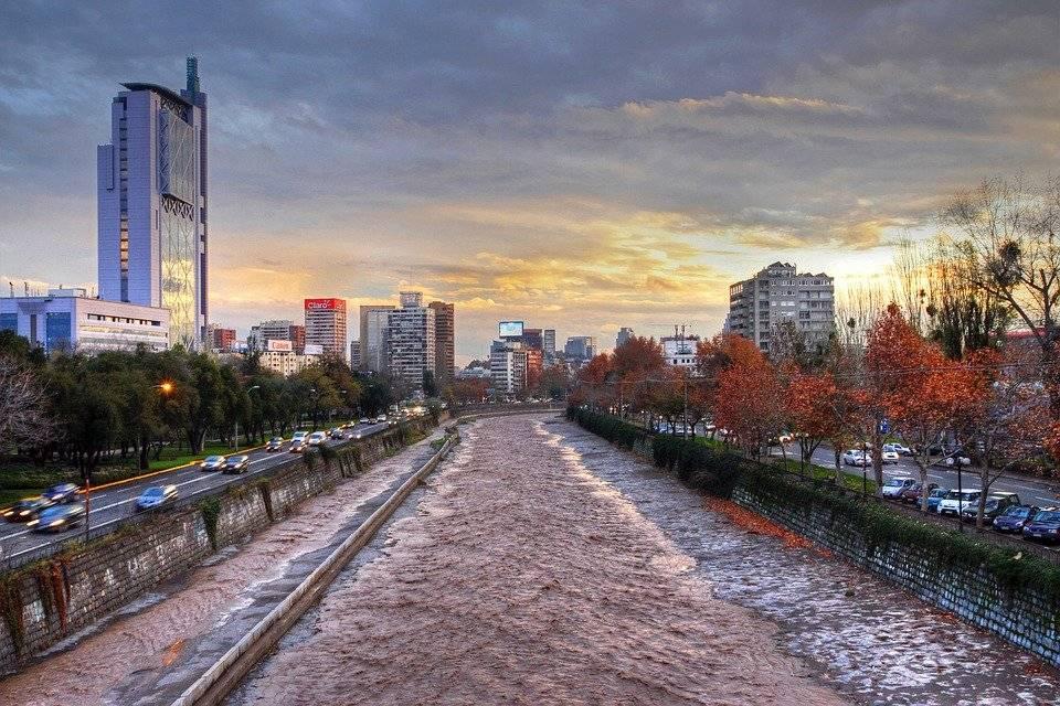 Santiago Chile Voos promocionais