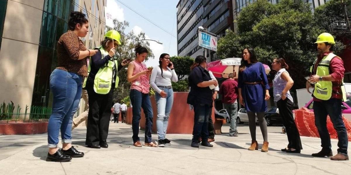 Sismo de 5.5 con epicentro en Pinotepa Nacional sacude a la CDMX