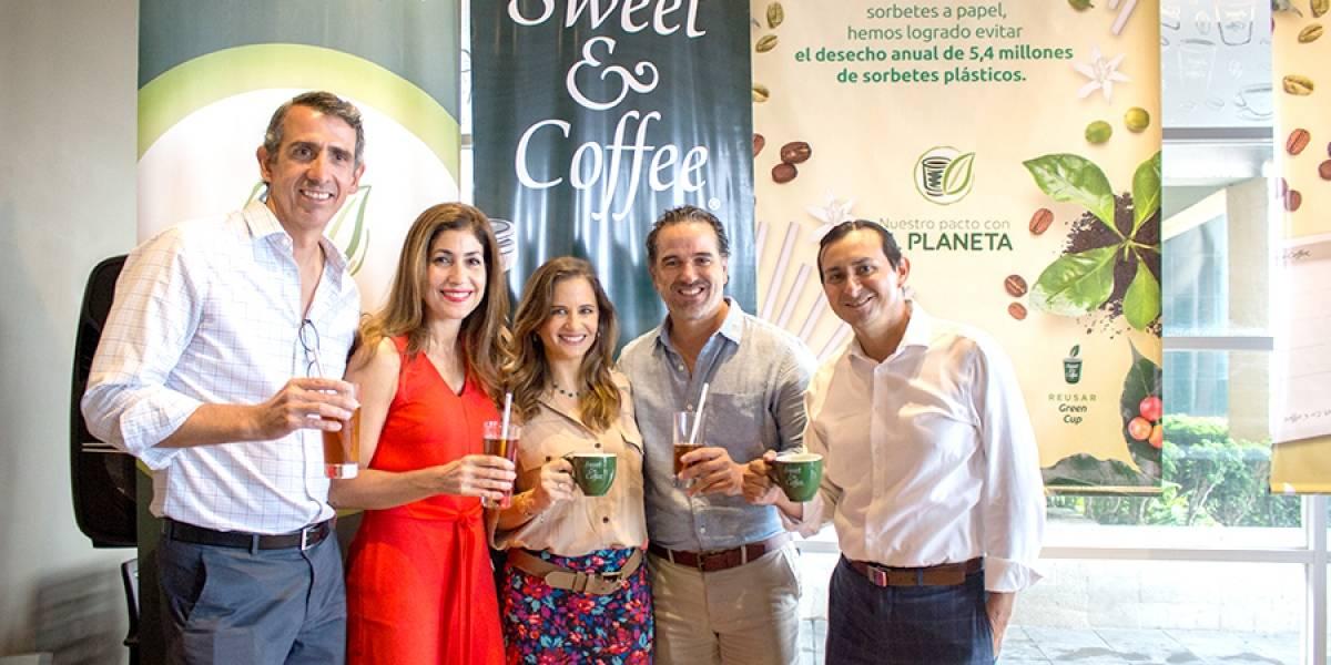 Sweet & Coffee incentiva a cuidar el Planeta
