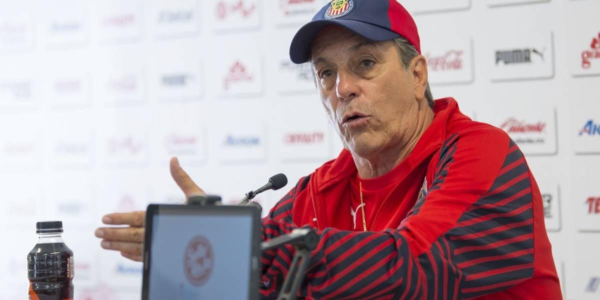 Tomás Boy confiesa: quiere quedarse en Chivas