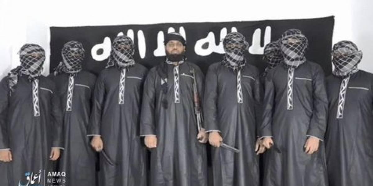 Estado Islâmico divulga fotos dos supostos autores dos ataques no Sri Lanka