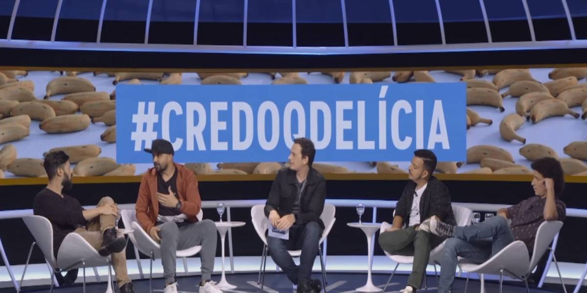 Risadas ao vivo: 'A Culpa é do Cabral' estreia nova temporada, agora gravado em teatro
