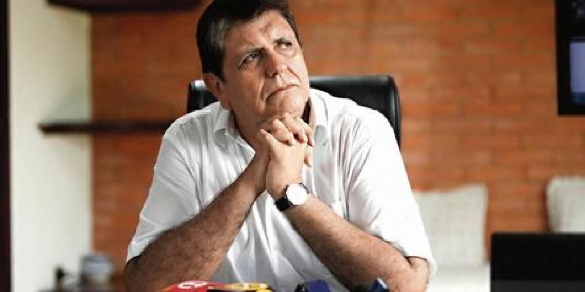 Confirman aportes Odebrecht a la campaña de Alan García