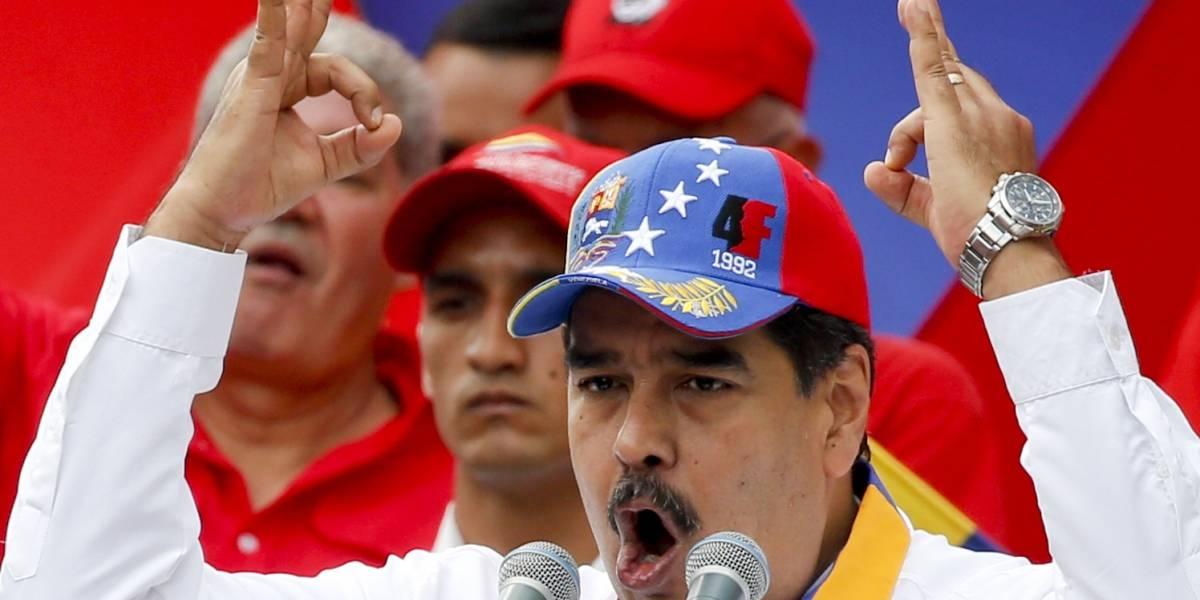 La primera reacción de Nicolás Maduro tras liberación de Leopoldo López y enfrentamientos en Venezuela
