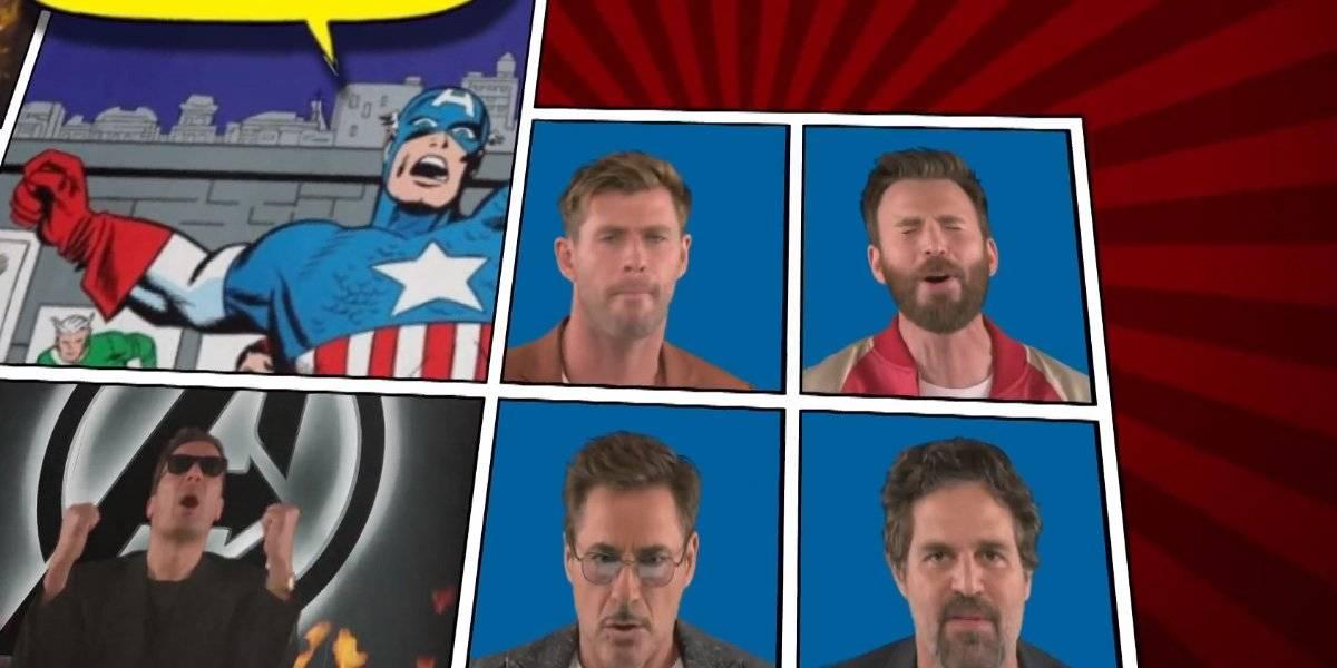 Video: Avengers resumen todas las películas del MCU al ritmo de Billy Joel
